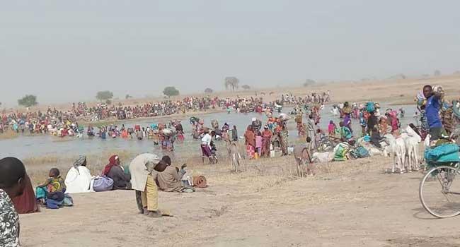 IDPs Panic, Flee As MNJTF Withdraws From Rann