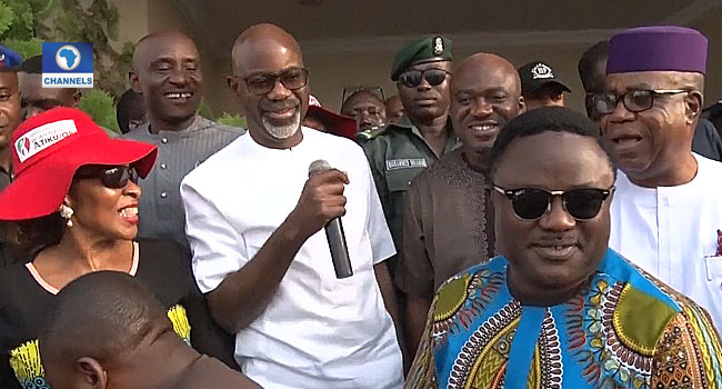Liyel Imoke Confident PDP Will Win Elections In Cross River