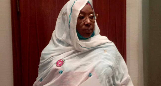 Minister Of State For Foreign Affairs Khadija Ibrahim To Resign January 14