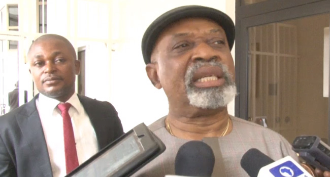 Minimum Wage Is Work In Progress, Says Ngige