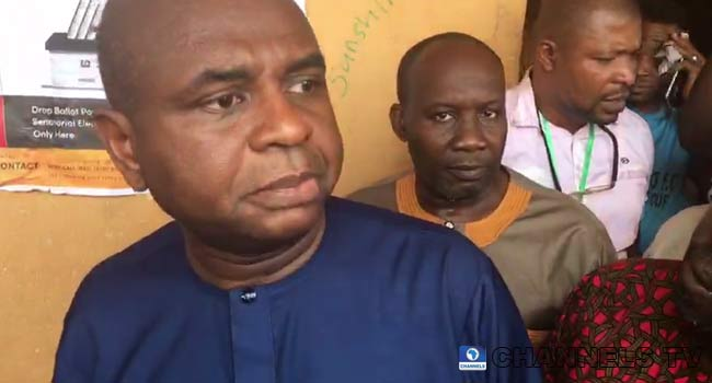 'INEC Is Not Prepared', Moghalu Says After Failure Of Card Reader