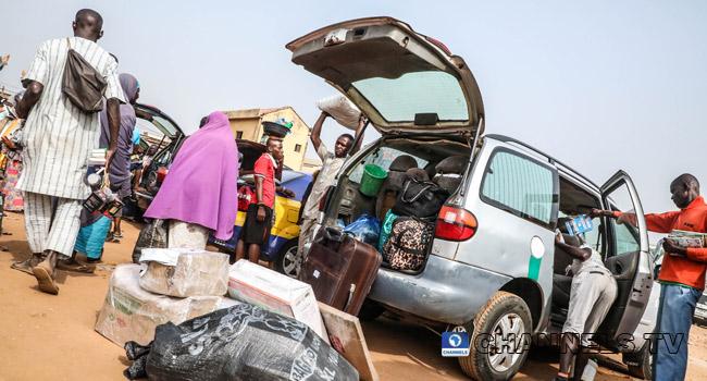 Nigeria Lifts Ban On Interstate Travel