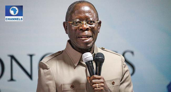 Election Shift: Oshiomhole Accuses INEC Of Conspiring With PDP