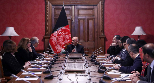Taliban To Meet Afghan Opposition In Moscow – Official