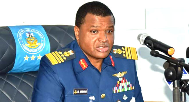Tackle Insecurity With 'Rugged Optimism', Air Chief Tells Troops
