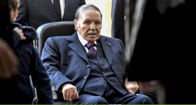 Algeria's President Bouteflika Sacks Campaign Manager