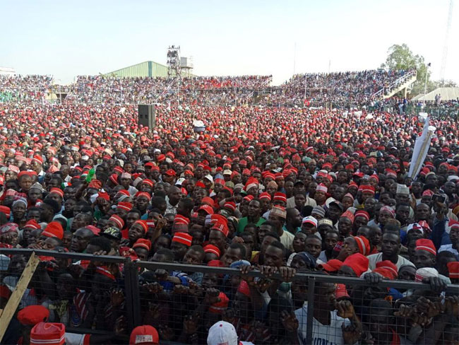 Why The Crowd That Welcomed Atiku In Kano Means Nothing To