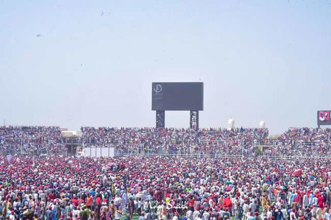 Atiku In Kano: PDP Kano Rally Shows That Nigerians Have Accepted Atiku