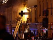 Mother And Child Die In French Bakery Fire