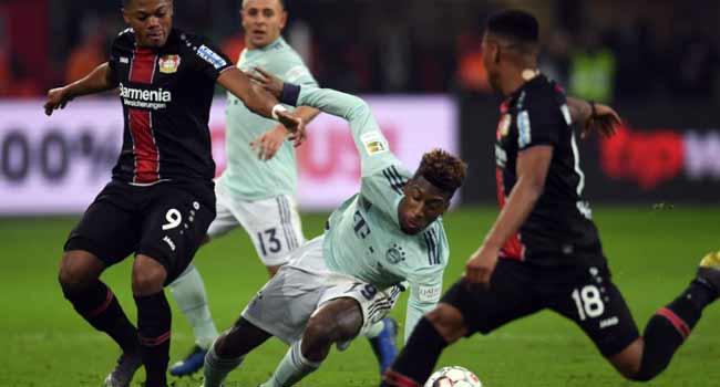 Leverkusen Shock Bayern As Dortmund Go Seven Points Clear