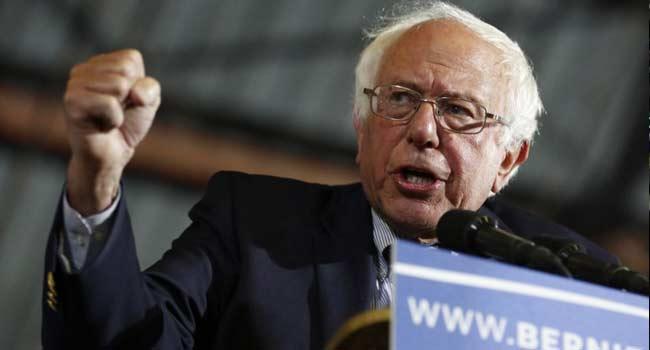 Bernie Sanders Joins US Presidential Race