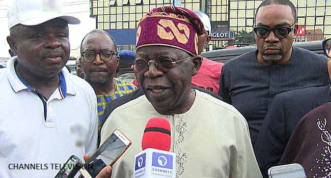Lagos Building Collapse: Tinubu Calls For Blood Donation For Victims