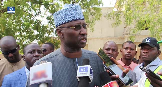 Adamawa Is Relatively Calm, SGF Says After Casting His Vote