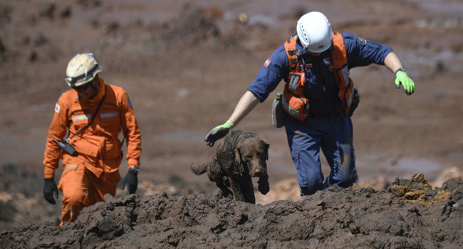 Death Toll In Brazil's Dam Disaster Rises To 134