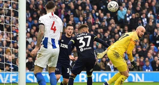 Brighton Edge Into FA Cup Quarter-Final
