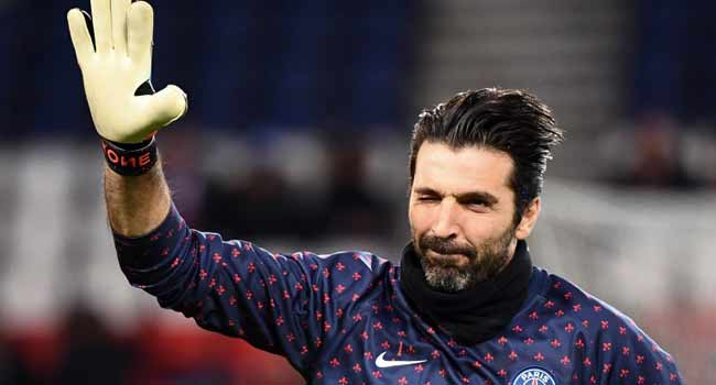 I Want 'To Stay Another Season' At PSG - Buffon