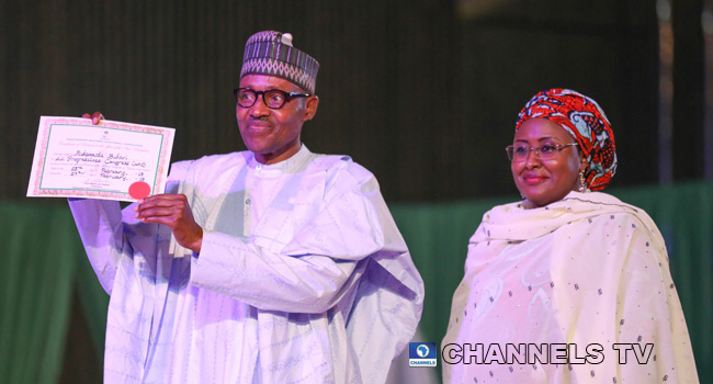 UK Congratulates Buhari, Says Nigerians 'Can Have Confidence In The Result'