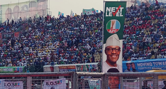 PDP to Buhari: Your Presidency reeks of corruption