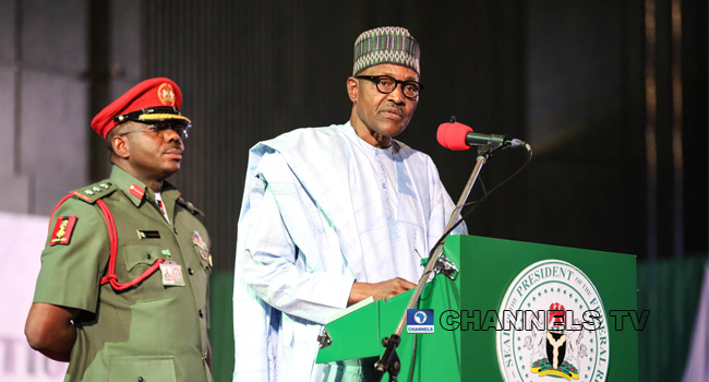 Buhari Asks Journalists To Be Fair, Accurate While Reporting