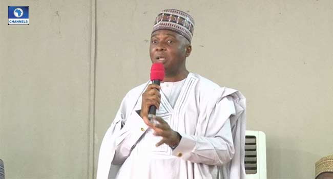 Saraki Calls For 'Selfless Service' From Nigerians In Easter Message