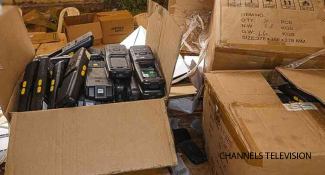 We Have Achieved 95% Reconfiguration Of 180,000 Card Readers – INEC