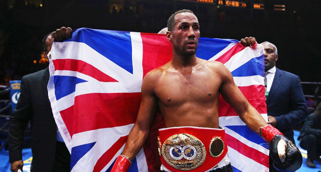 Former Olympic And World Champion Degale Hangs Up His Gloves