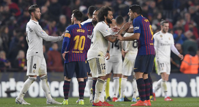 Messi And Bale Benched For Copa Clasico At Camp Nou