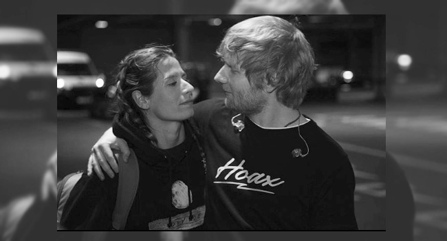 Ed Sheeran Marries Girlfriend In 'Tiny Wedding' – Report