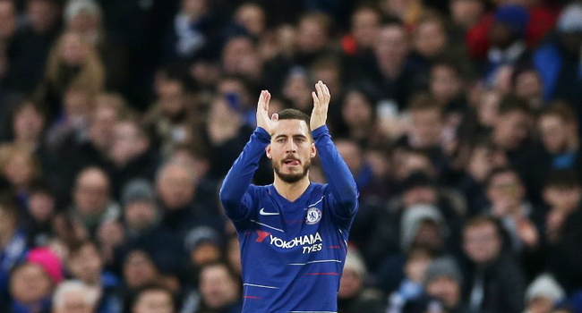 Hazard Impressed By 'Unbelievable' Higuain