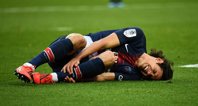 Cavani Likely To Miss PSG's Champions League Clash With United