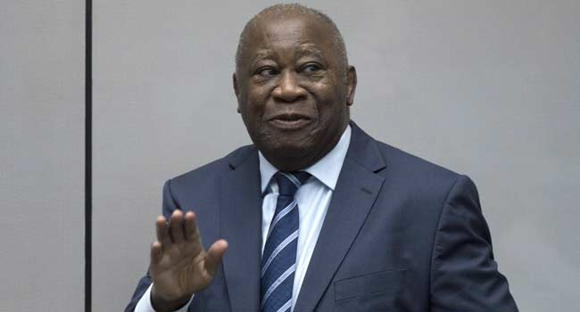ICC Orders Conditional Release Of Former Cote D'Ivore Leader Gbagbo
