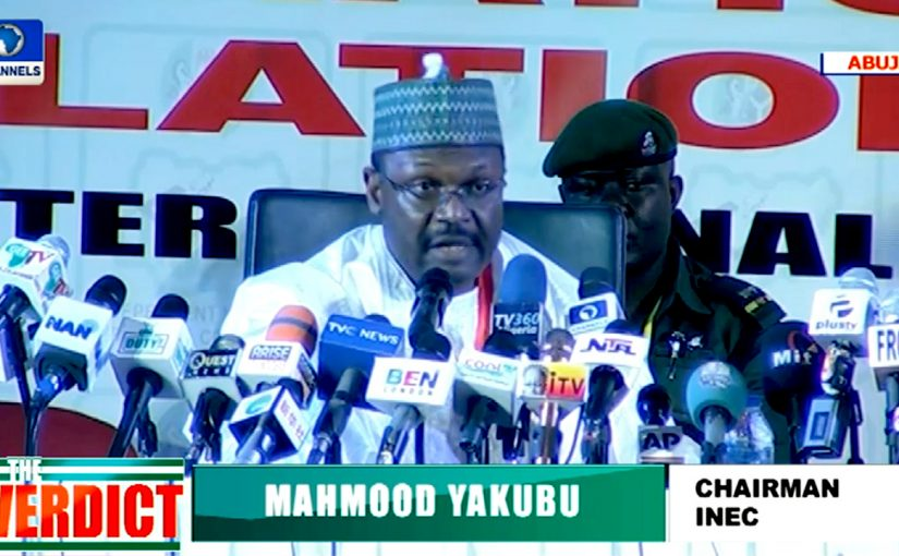 INEC Yet To Resume Collation Of Presidential Election Results