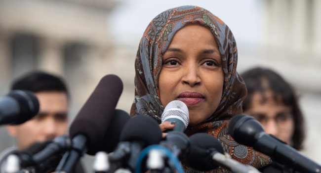 US Muslim Lawmaker Sorry For Tweet That Sparked Anti-Semitism Row