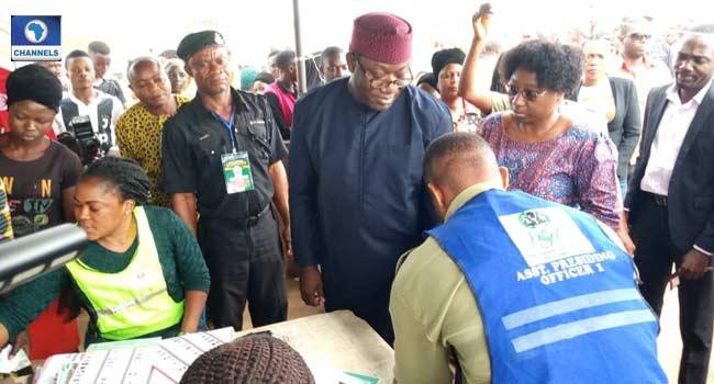 Fayemi Commends Conduct Of Polls In Ekiti