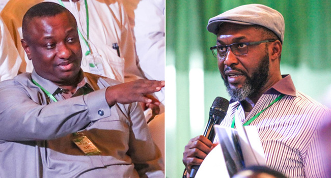 Chidoka, Keyamo Disagree Over Results From The North