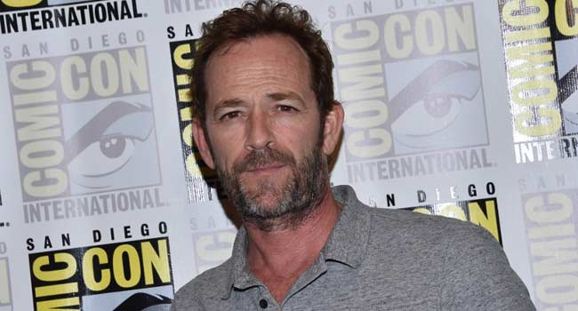 US Actor Luke Perry Reportedly Suffers Stroke
