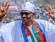Buhari Re-Elected President For Next Four Years