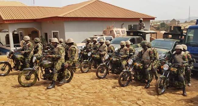 Troops Kill 10 Bandits In Zamfara Forest