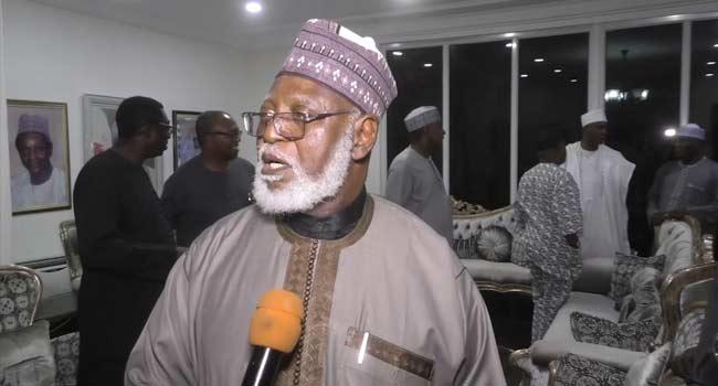 National Peace Committee Meets With Atiku, PDP Leadership