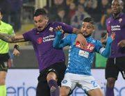 Fiorentina BeatNapoli As Martinez Gets Inter Back Winning