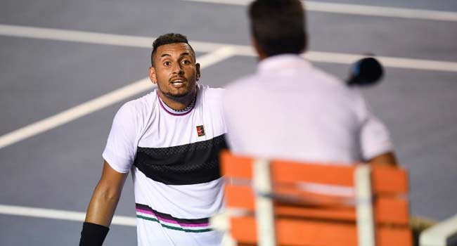 Nadal Blasts Kyrgios For 'Lack Of Respect' After Acapulco Defeat