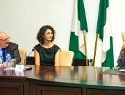 Osinbajo Meets With EU Observers In Abuja