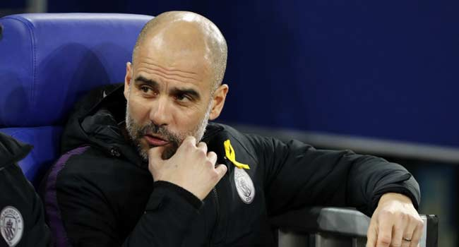 Guardiola Insists Man City Can Cope Without Transfer