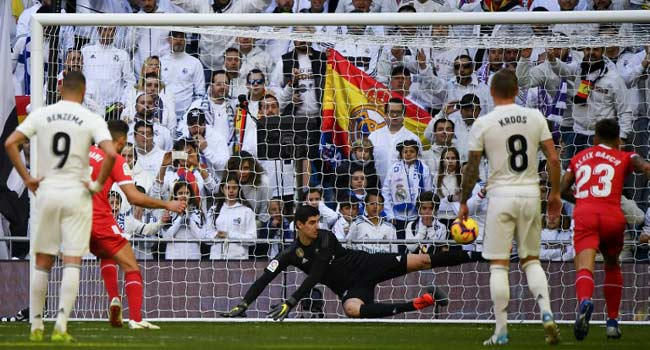 Real Madrid Suffer Shock Defeat To Girona