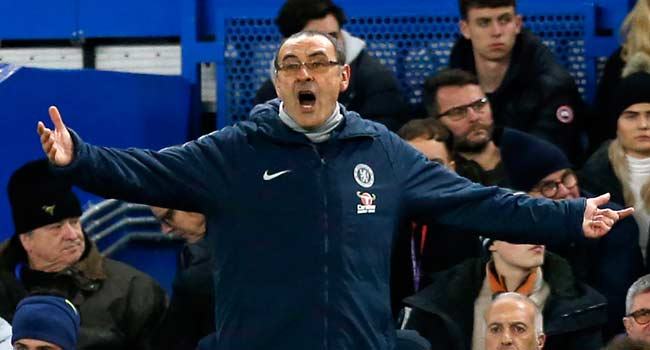 Juventus Signs Sarri On Three-Year Contract