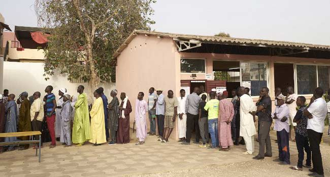 Senegal Votes With President Sall Confident Of First-Round Win