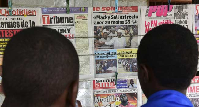 Senegal To Release Presidential Election Result On Thursday