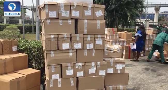 INEC, Party Agents, Observers Confirm Sensitive Materials In Rivers