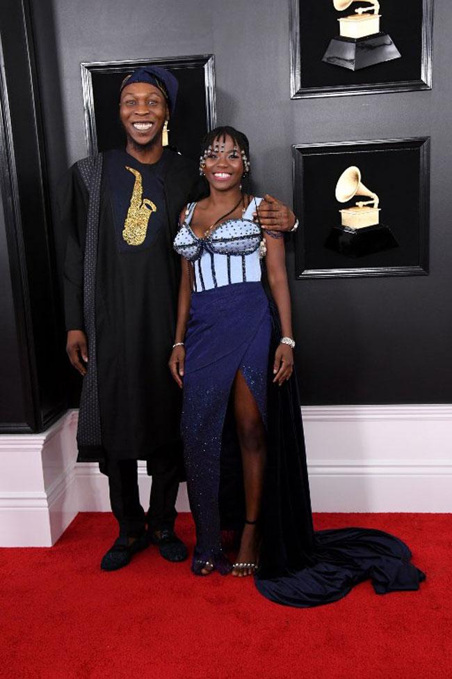 Seun Kuti 2 - 2019 Grammys: Nigerians Hail Seun Kuti Despite Failing To Bring Home The Snag