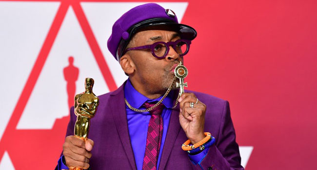 Spike Lee Finally Wins First Competitive Oscar